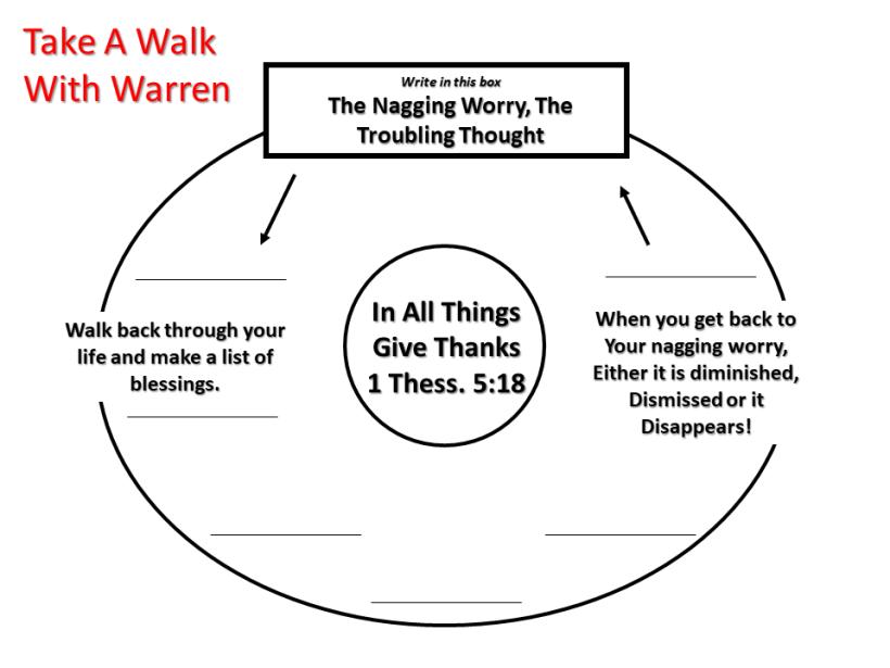 Take A Walk With Warren