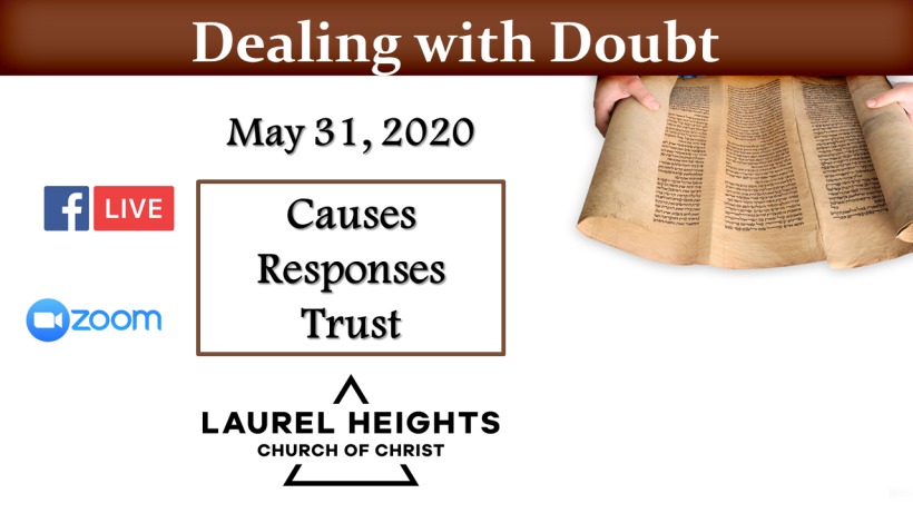 Doubt May 31 2020 ambbbb