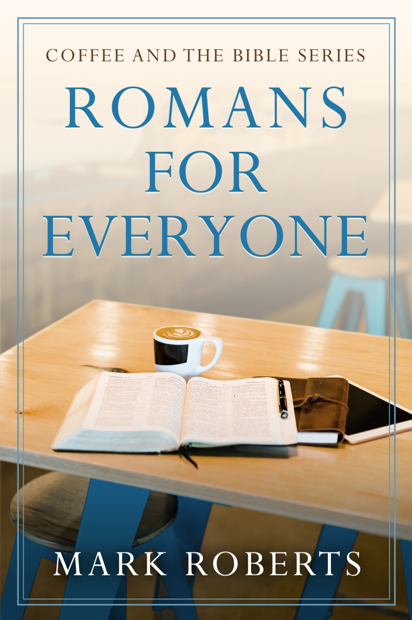 Romans For Everyone_EBOOK COVER
